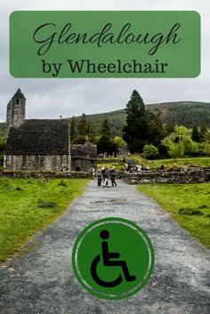 Ruins, Countryside, and inaccessible paths are what wheelchairs in Glendalough face, but it isn't all bad for wheelchair users. Packing List For Travel, Europe Travel Tips, Travel Abroad, Travel Advice, Travel Guides, Travel Hacks, Amazing Destinations, Travel Destinations, Wheelchairs