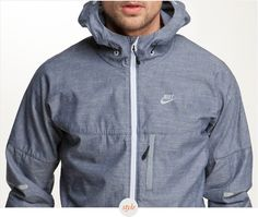Nike likes its innovations. Case in point, the DWR Chambray Vapour Jacket (~$80). Performance-oriented runners with a penchant for a stylish fit in particular will want to pay attention. Originally designed as a lightweight, wind, and water-resistant outerwear, this contemporary incarnation bridges the gap between casual and sportswear, serving as either a swank, lightweight jacket,…