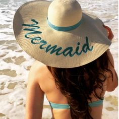 2e2b03fb1ee The 2016 Summer TREND - Floppy Hats and we Just made them Better with our  EXCLUSIVE designed Embroidery . Made to order so Reorders may not be  available ...