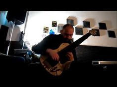UP !!! ( 7 string bass solo ) - YouTube