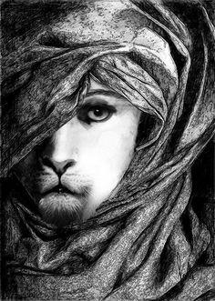""""""" Transmutação"""" 2010 Técnica em Isketch, Colagem"""