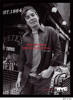 Jimmy Fallon - Adorable in his snl years