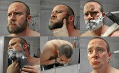9 Guys That Look Like A Different Person After They Shave...#1 Is Kind Of Really Dramatic
