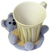 Teddy Bear Coaster