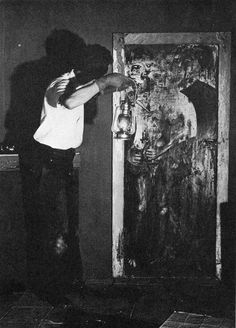 Author Kenneth Anger visiting the Abbey of Thelema in Kenneth Anger, Aleister Crowley, Cthulhu, Occult, Dark Art, The Magicians, Magick, Mystic, Beast