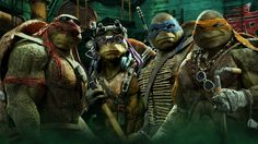 Teenage Mutant Ninja Turtles Wallpaper 1920x1080 by sachso74.deviantart.com on @deviantART
