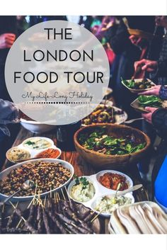 Eat your way around some of the best restaurants, markets and deli's in London. The ultimate food guide to one of the top foodie cities in the world