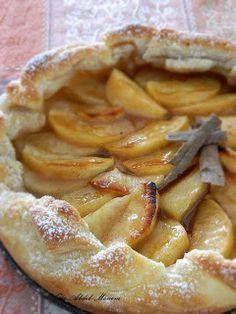 Dr Ola's kitchen: Super easy Apple Tart