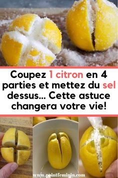 Gardens Discover Coupez 1 citron en 4 part - Fr Decora la Maison Cleaning Checklist House Cleaning Tips Cleaning Hacks Pastry Recipes Keto Recipes No Gluten Diet Large Christmas Baubles Diy Christmas Diy Crafts To Sell House Cleaning Tips, Cleaning Hacks, Cleaning Checklist, Diy Crafts Videos, Diy Crafts To Sell, No Gluten Diet, Brunch, Large Christmas Baubles, Diy Christmas