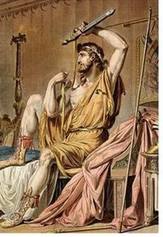 A look at the character of achilleus leader in iliad