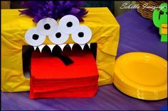 Hostess with the Mostess® - moster bash 2nd birthday