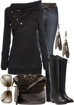 """Midnight Ride"" by lagu on Polyvore"