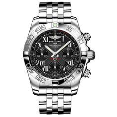 Breitling Chronomat Automatic Chronograph Men's Watch BR-AB014012-BC04