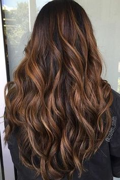 Cinnamon Caramel Swirl | Booking color appointments ASAP. Changing your hair color can be as subtle as a few highlights or as drastic as a coat of bright purple. We've seen all colors of the rainbow surge in popularity the past few years, but for 2018, hair color is looking much more laid-back. That's not to say that there aren't some popular hair colors that Mama wouldn't gasp over, but the hair color trends for 2018 are less drastic than you might think.