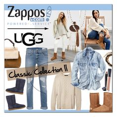 """""""The Icon Perfected: UGG Classic II Contest Entry"""" by calamity-jane-always ❤ liked on Polyvore featuring UGG, rag & bone, UGG Australia, Jonesy Wood, Bobbi Brown Cosmetics, Estée Lauder, Alexander Wang, Gap, ugg and contestentry"""
