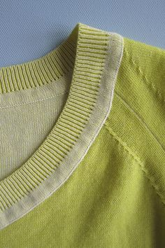 Double Knit Tee Top