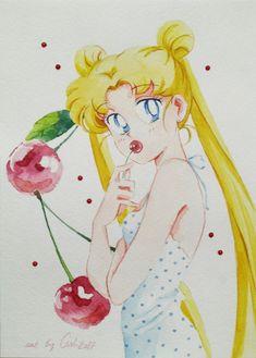 Художественные работы/by ASH/Anime art's photos Sailor Moon Stars, Sailor Moon Fan Art, Sailor Moon Usagi, Sailor Jupiter, Sailor Moon Crystal, Princesa Serenity, Sailor Moon Wallpaper, Moon Illustration, Poses References