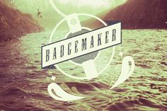 Check out Badgemaker by lineslineslines on Creative Market