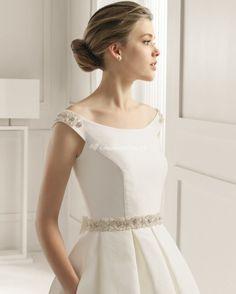 Tipos de tecido para vestido de noiva