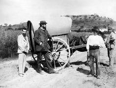 Archer Milton Huntington, siguiendo la ruta del Cid desde Burgos hasta Valencia en 1892