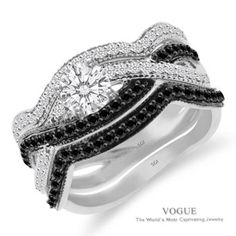 Black and White Diamond Collection - Midnight Love Collection