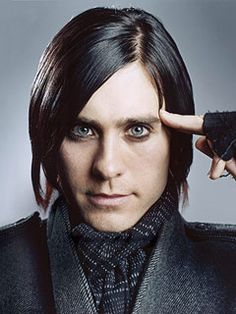 30 Seconds To Mars. Mmmm...Jared Leto..... #music #rock