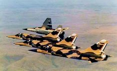 ☆ South African Air Force ✈ 1 Squadron Mirage AZ's and 3 Squadron Mirage with a Mirage on the Break. Air Force Aircraft, Fighter Aircraft, Fighter Jets, South African Air Force, Dassault Aviation, Army Vehicles, Air Show, African History, War Machine