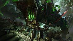 Warwick Rework Revealed , League of Legends