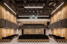 Auditorium Bondy Parc Architectes