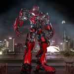 Making of Transformers GS5