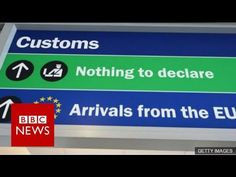 New customs system may not be ready for Brexit, NAO warns - BBC News - Viral Marketing Journal Uk Brexit, Uk Politics, Jeremy Corbyn, Viral Marketing, Theresa May, Reality Check, Falling Apart, Bbc News, Custom T