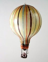 Hot air balloon light bulb!