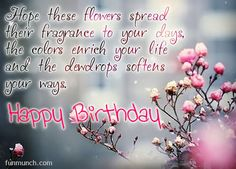 Gallery For > Birthday Wishes For A Friend On Facebook