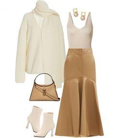 El arte de combinar piezas clásicas y elegantes con prendas de estilo casual, combinar colores brillantes, estampados y tejidos diferentes