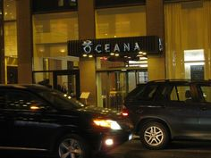 Oceana - NYC - Chef Ben Pollinger - Seafood - Michelin Starred