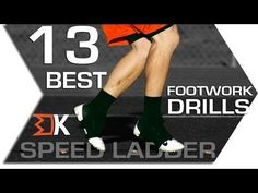 13 Speed and Agility Ladder Drills (VIDEOS) for Faster Footwork - King Sports Training