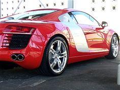 Audi R8. yum