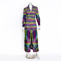 Lanvin Digital Print Dress Multi now featured on Fab.