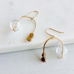 Mobile Earrings by HYWORKS | adornmilk.com