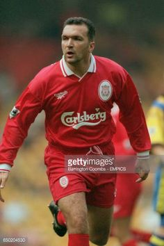 View and license Neil Ruddock Liverpool pictures & news photos from Getty Images. Liverpool Legends, Liverpool Football Club, Liverpool Fc, Gerrard Liverpool, You'll Never Walk Alone, Photos, Pictures, Retro, News