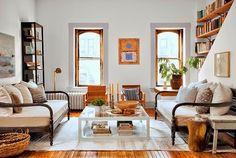 Sala de estar: poltronas, poltroninhas e cadeiras