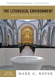 """Read """"The Liturgical Environment What the Documents Say"""" by Mark G. Boyer available from Rakuten Kobo. Thousands of readers have found Fr. Mark Boyer's The Liturgical Environment: What the Documents Say to be a useful compe. Catholic Books, Catholic Art, Easter Vigil, Missouri State University, Religious Studies, Books To Buy, Environment, Sayings, Law"""