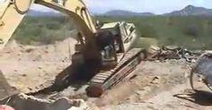 il popolo del blog,: TERRA DEI FUOCHI: Si scava per oltre 10 metri, que...