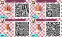 Sweater/skirt combo