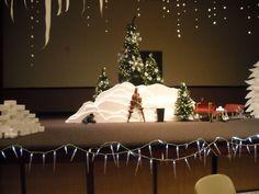 hyrum 9th ward sleigh ride winter wonderland Christmas party 2015