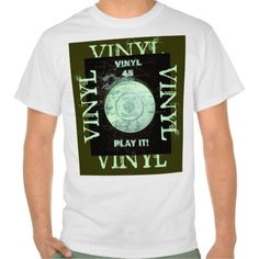 VINYL 45 RPM Record Black and Green  http://www.zazzle.com/teeshirtsplenty?rf=238806092629186307