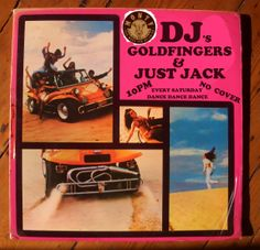 DJ Goldfingers & DJ Just Jack are here tonight at Monty! Being so in demand has really made their skills even more sharp; great mixes, great fun! No cover, at 10!
