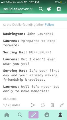 Actually John Laurens should go in Gryffindor. I also think Hercules mulligan would make friendship bracelets bc that's what my mind says. But he would still be in Gryffindor>> I honestly think that John and herk would be Hufflpuff Alexander Hamilton, Musical Hamilton, Hercules Mulligan, Fandoms, Dear Evan Hansen, Lyric Quotes, Movie Quotes, Quotes Quotes, Life Quotes