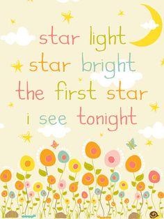 Star Light Canvas Art