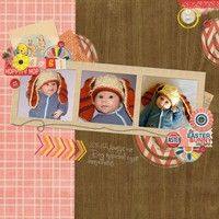 A Project by gybogi from our Scrapbooking Gallery originally submitted 03/22/13 at 08:05 AM